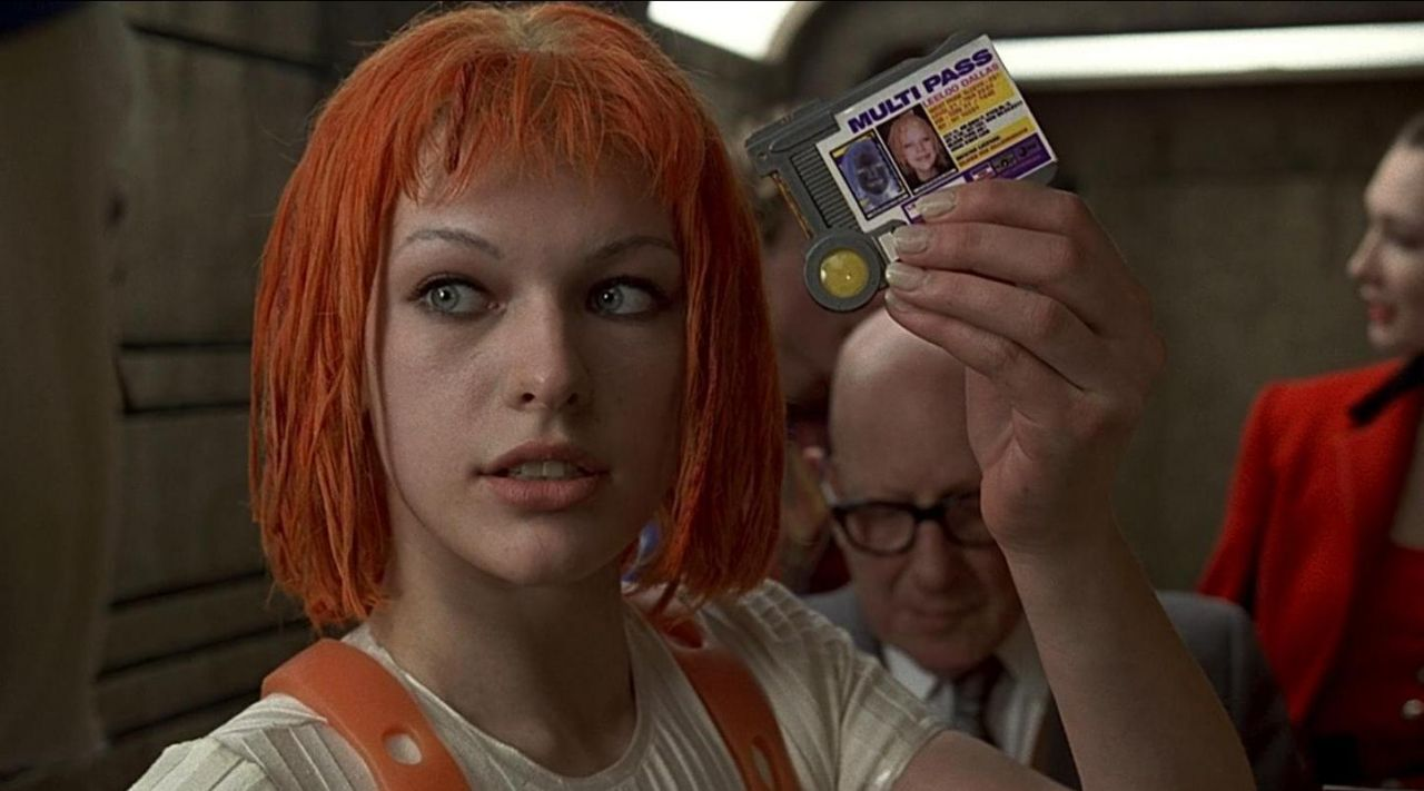 Leeloo Dallas Multipass